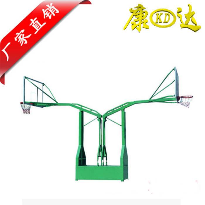 燕式仿液壓配鋼化籃板籃球架