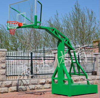 平箱仿液壓籃球架